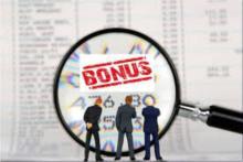bonus incentivo