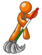 icona impresa pulizia