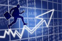 icona di grafici economici