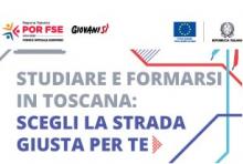 banner offerta formativa regione toscana