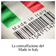 La contraffazione del Made in Italy