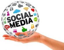 immagine dei social