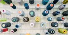 Immagine sostegno industria tessile